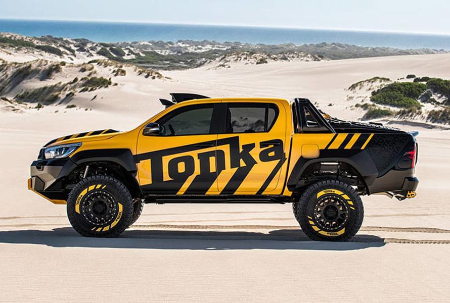 Toyota Malawi | Meet the Hilux Tonka Concept